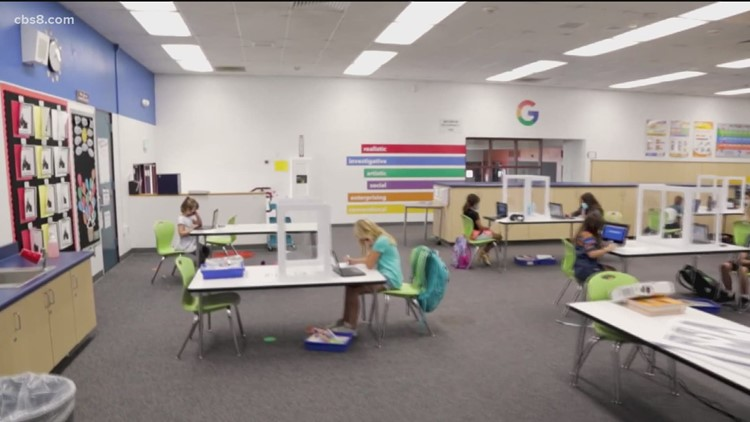 Cajon Valley School District Superintendent shares how they have safely reopened