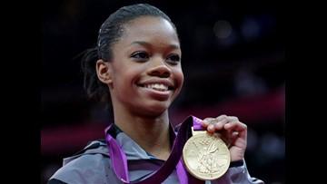 Douglas wins all-around Olympic title | cbs8 com