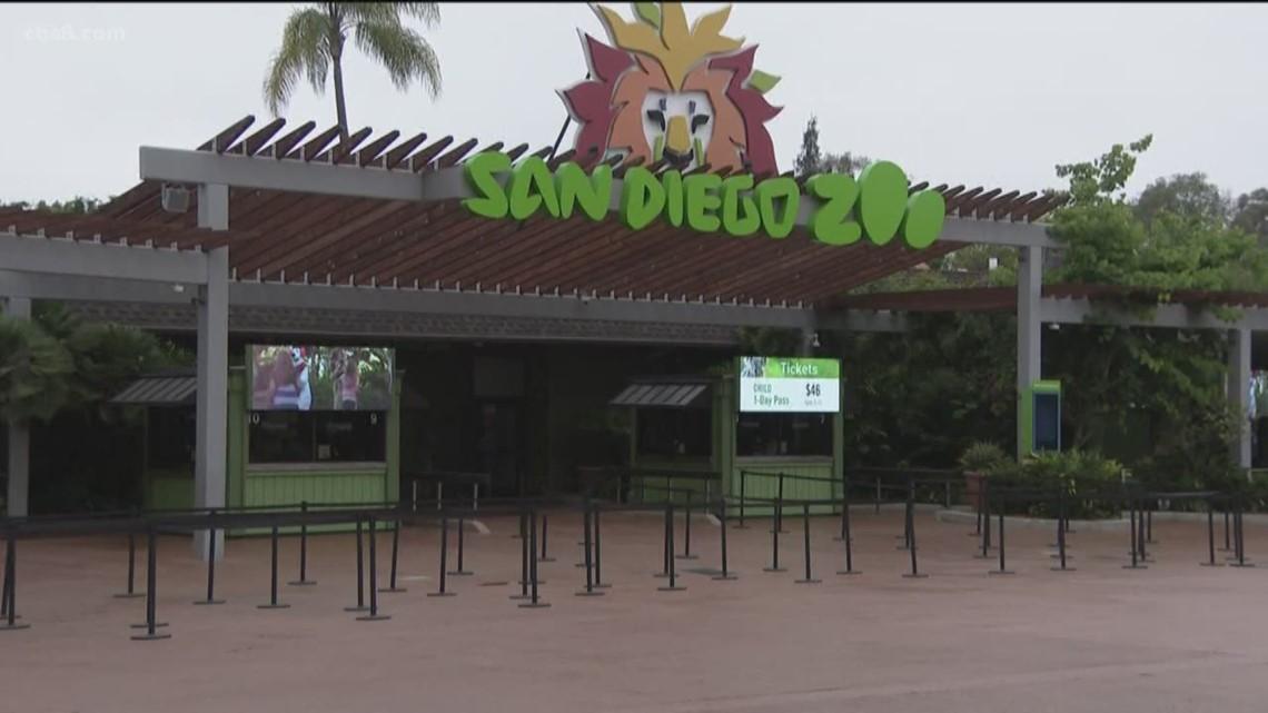 San Diego Zoo to open Komodo Dragon and Hummingbird Habitats