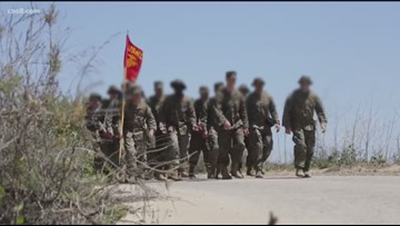 16 Camp Pendleton Marines arrested for alleged smuggling, drug offenses