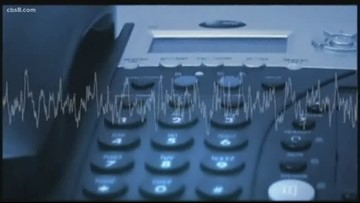 Social security scam targets San Diego area code