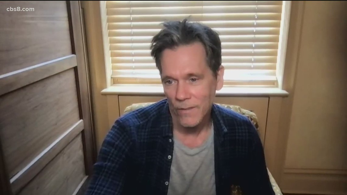 What is Kevin Bacon up to these days?