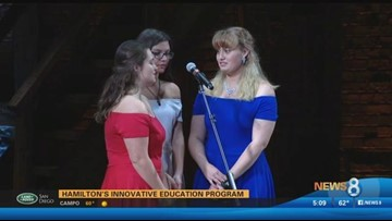 "Innovate 8: ""Hamilton's"" innovative education program"