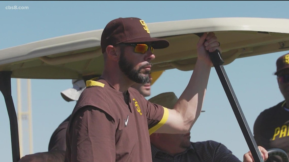 San Diego Padres fire manager Jayce Tingler