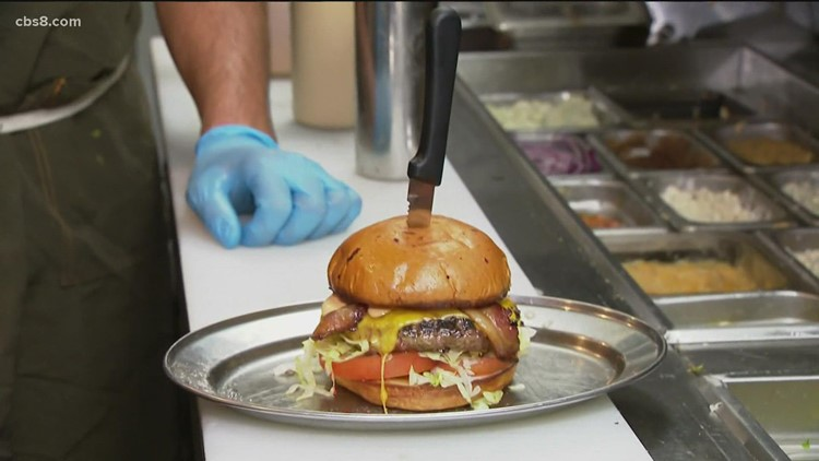 Notorious Burger in Carlsbad cooking up tasty creations