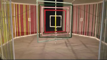 Wonderspaces pop up art exhibit takes over B Street Pier