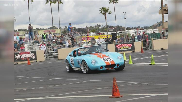 Goodguys car show back in Del Mar