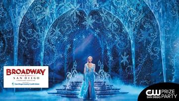 [CWPP] Broadway San Diego presents Disney's Frozen!