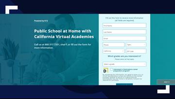 Public School at Home with California Virtual Academies