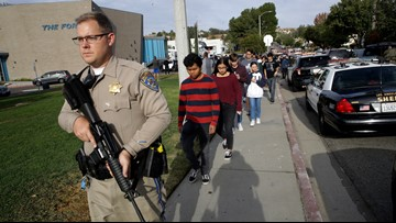 Santa Clarita school shooting suspect described as quiet, smart