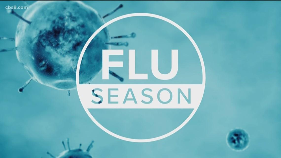 Flu activity growing across San Diego County, flu shots advised