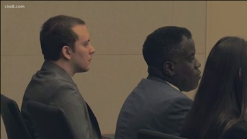 Opening statements in trial of man accused of killing wife and dumping her body in San Diego