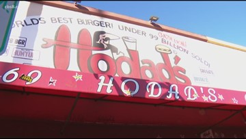 BossmanDay: San Diegans celebrate Hodad's 50th anniversary