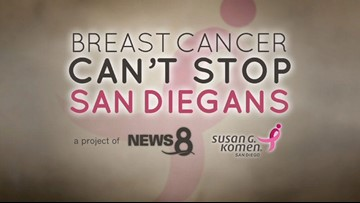 Breast Cancer Can't Stop San Diegans