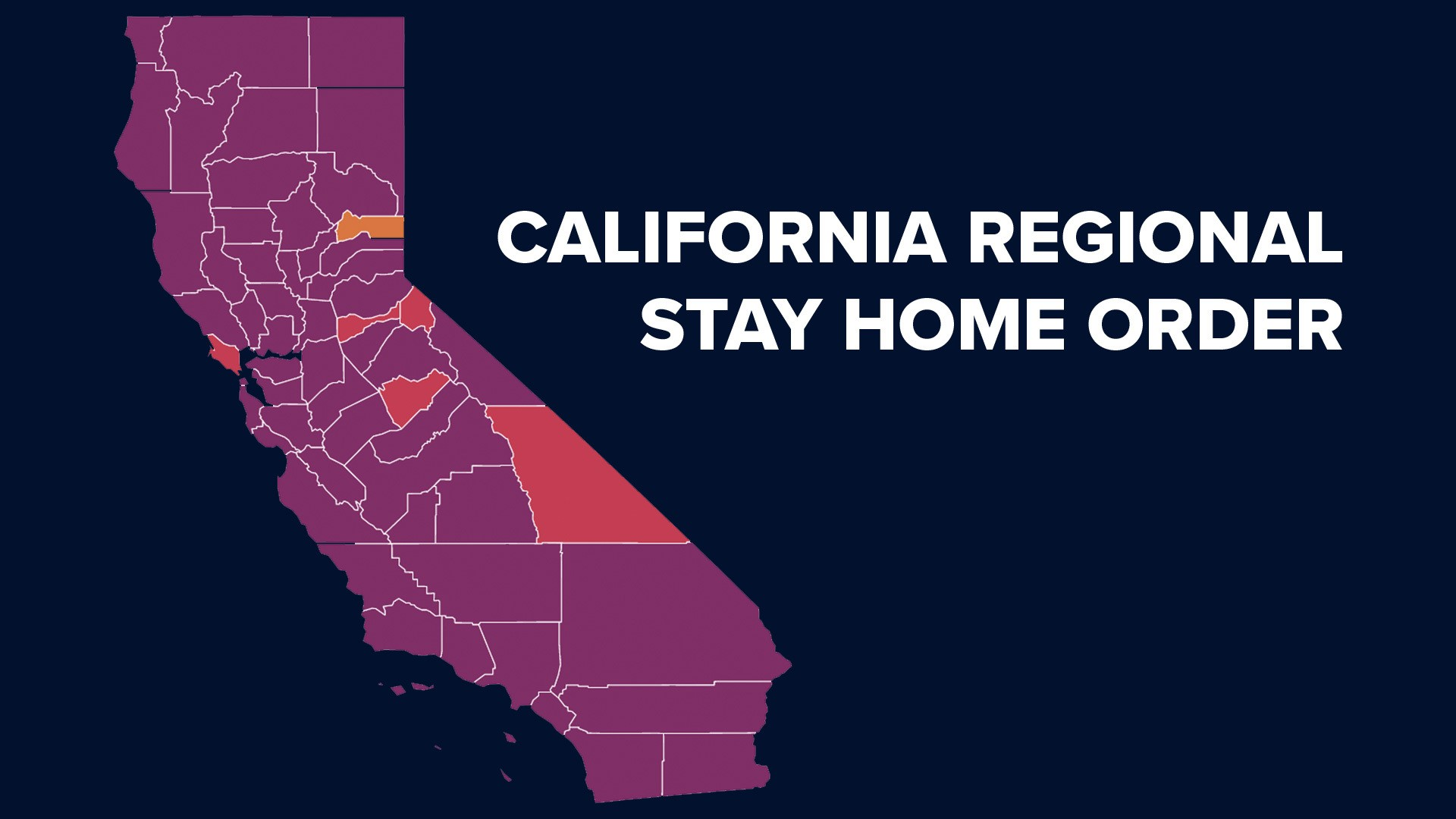 Gov Newsom Announces Regional Stay At Home Order Cbs8 Com