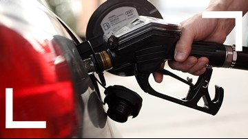 San Diego County gas prices drop slightly
