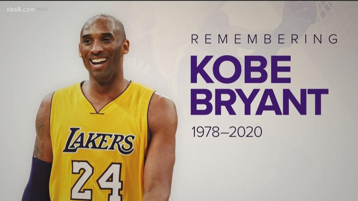 Gas Prices San Diego >> Vigils held around Southern California in memory of Kobe ...