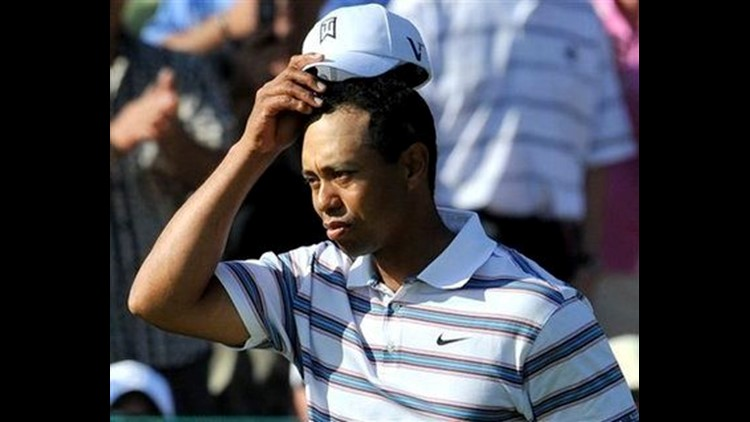 Tiger Woods talks about family in interview before scandal ...