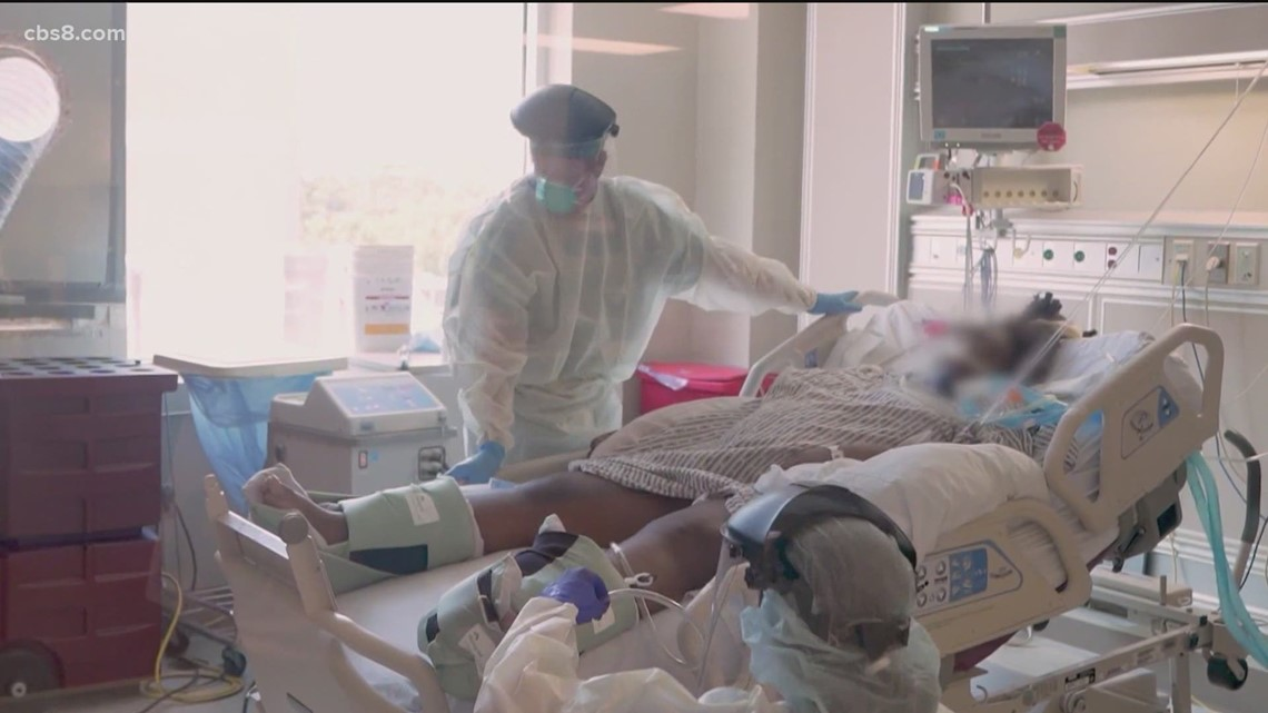 San Diego County reports most COVID-19 cases Friday, locals respond to the COVID spike