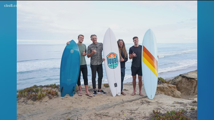 SD Loyal teams up with Rob Machado Foundation for beach cleanup