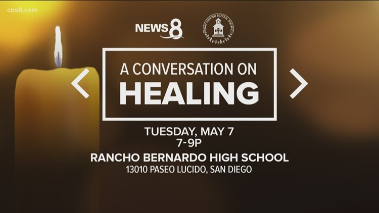 "News 8 hosting town hall ""A Conversation on Healing"" in wake of Poway Chabad shooting"