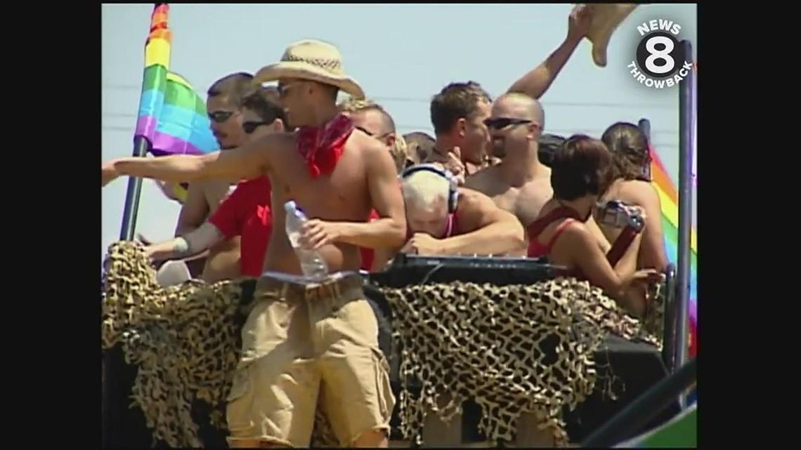San Diego Pride parade 2005