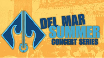 CW Prize Party // Del Mar Summer Concert Series