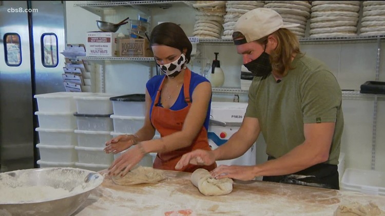 Out and About: Prager Brothers Artisan Bread