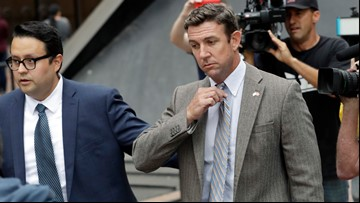 Feds: Duncan Hunter used campaign funds for trysts