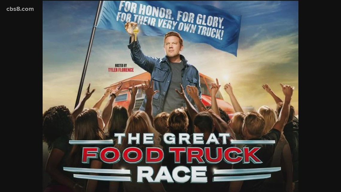 The Great Food Truck Race: All Stars returns to Food Network