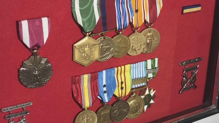 war hero medals