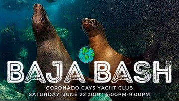 7th Annual BAJA BASH: a celebration of the natural beauty and adventure from Baja California