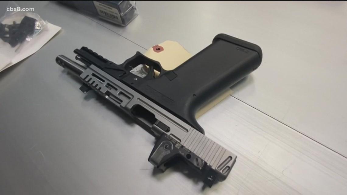 Mayor Gloria signs ban on ghost guns in San Diego