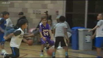 San Diego's Hispanic community reacts to Kobe Bryant's death