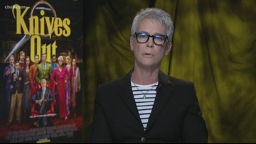 Jamie Lee Curtis joins a star-studded cast in Knives Out