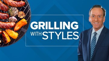 Grilling with Styles this Memorial Day