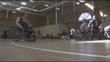 Wheelchair basketball tournament in Del Mar kicks off