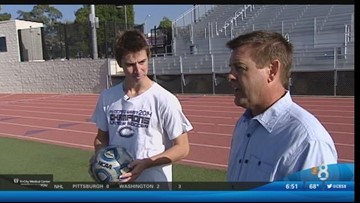 Long throw-ins a serious weapon for Carlsbad High School