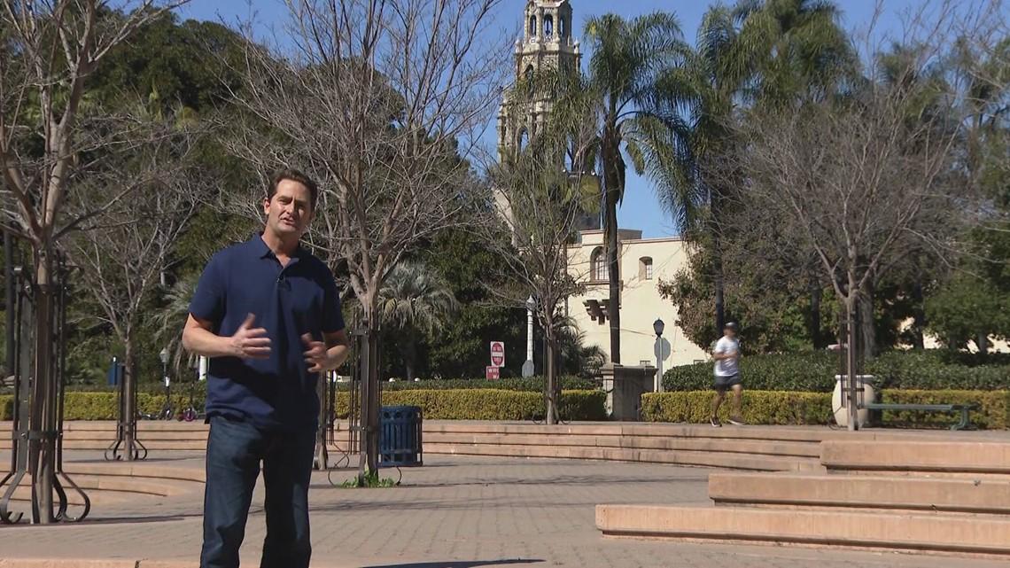 San Diego man running 10 half marathons in 10 cities to promote good mental health