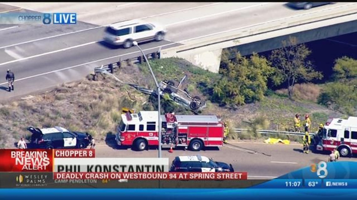 Learn These Car Accident On 94 Freeway San Diego {Swypeout}