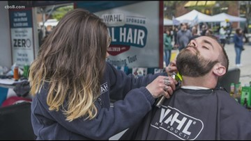 San Diego ranked number 9 most facial hair friendly city