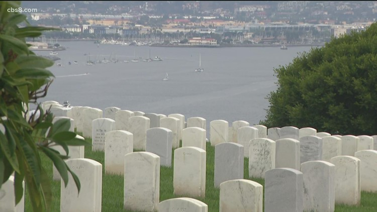 Sailor killed in Pearl Harbor attack is laid to rest in San Diego