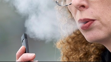 Vaping death reported in central California