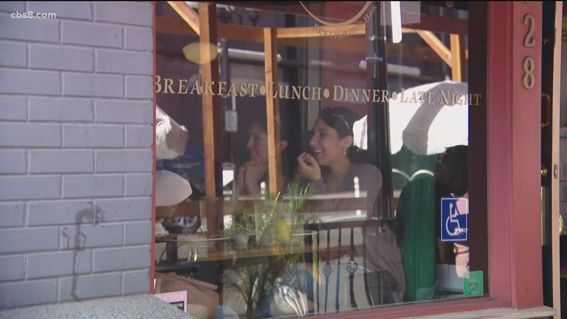 Board of Supervisors to vote on plan that would waive permit fees for San Diego restaurants