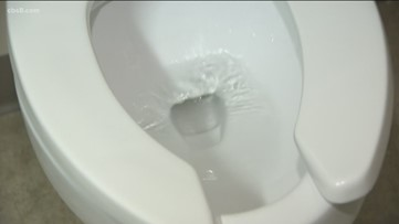 Low on toilet paper? Here's what not to flush down your toilet