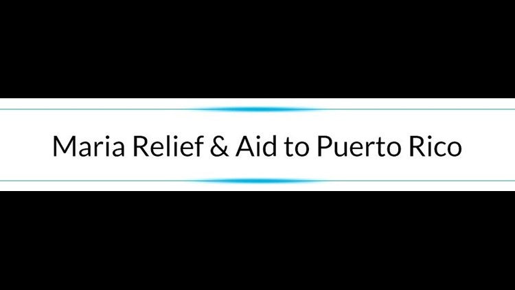 Help Humanity - Section - Maria Puerto Rico