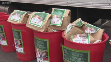 San Diego Food Bank CEO talks about School's Out, Hunger's Not Summer Food Drive