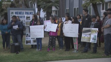 Chula Vista tenants fighting what legal experts say is an 'illegal eviction by management'