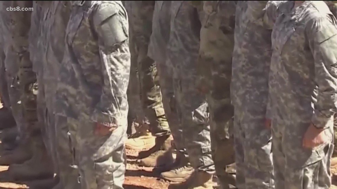 Transgender community in San Diego reacts to new military policy