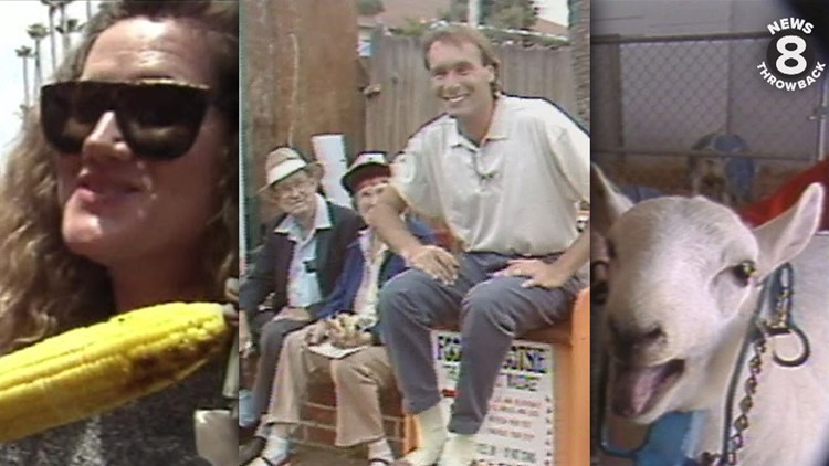 News 8 Throwback: Del Mar Fair memories